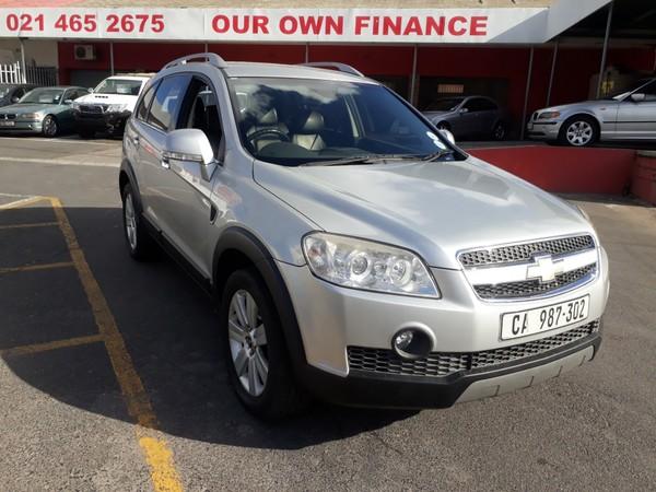 2008 Chevrolet Captiva 2.0d Ltz 4x4  Western Cape Cape Town_0