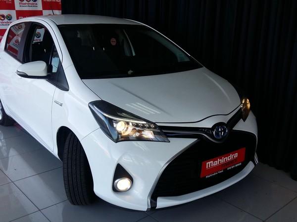 2016 Toyota Yaris 1.5 Hybrid 5-Door Gauteng Vanderbijlpark_0