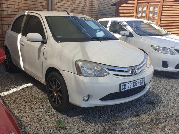 2013 Toyota Etios 1.5 Xi 5dr  Gauteng Lenasia_0