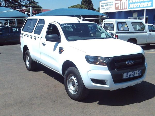2017 Ford Ranger 2.2TDCi XL Single Cab Bakkie Gauteng Boksburg_0