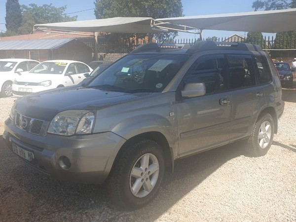 2008 Nissan X-Trail 2.5 Se r80r86  Gauteng Lenasia_0