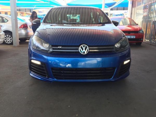 2013 Volkswagen Golf Vi 2.0 Tsi R Dsg  Gauteng Johannesburg_0