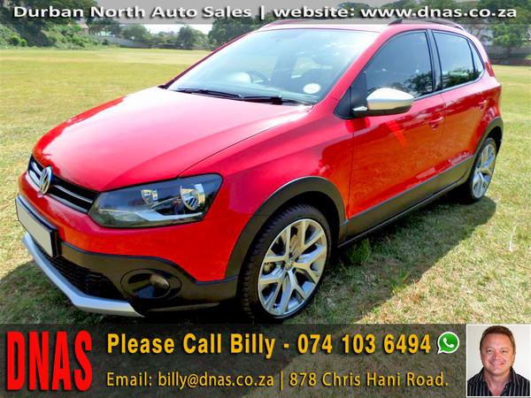 2017 Volkswagen Polo GP 1.4 TDI Cross Kwazulu Natal Durban North_0