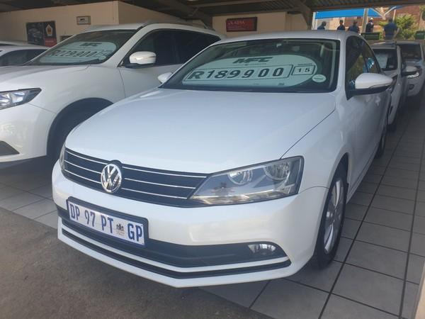 2015 Volkswagen Jetta GP 1.4 TSi Comfortline DSG Gauteng Krugersdorp_0