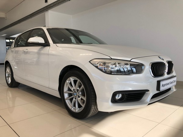 2017 BMW 1 Series BMW 120i 5door Auto Western Cape Somerset West_0