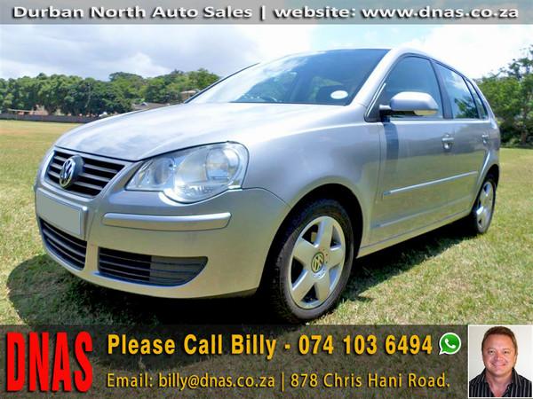 2006 Volkswagen Polo 1.6 Comfortline  Kwazulu Natal Durban North_0