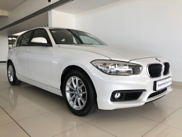 2017 BMW 1 Series 120i 5DR Auto f20 Western Cape Somerset West_0
