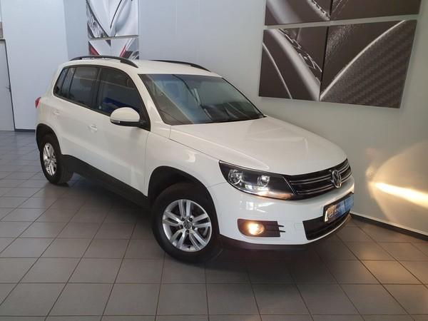 2016 Volkswagen Tiguan 1.4 Tsi Bmot Tren-fun 118kw  Gauteng Westonaria_0