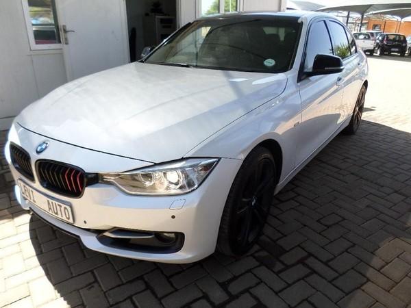 2012 BMW 3 Series 335i M Sport Line At f30  Gauteng Pretoria_0
