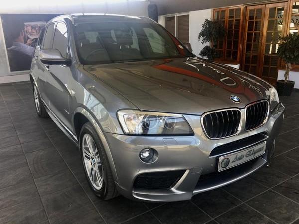 2012 BMW X3 Xdrive28i M Sport At  Gauteng Pretoria_0