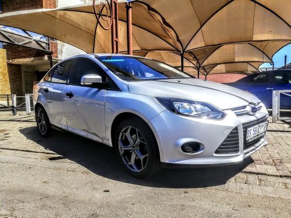 2012 Ford Focus 1.6 Ti Vct Ambiente  Gauteng Vereeniging_0
