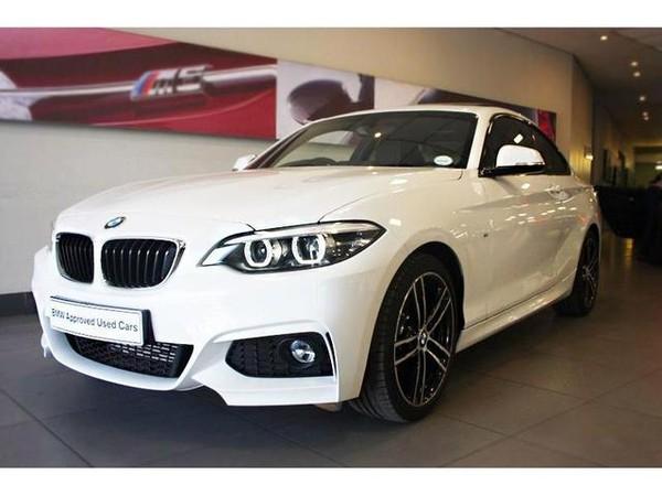 2019 BMW 2 Series 220D M Sport Auto Gauteng Four Ways_0