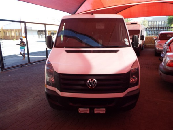2015 Volkswagen Crafter 35 2.0 Bitdi 120kw Fc Pv  Gauteng Vereeniging_0