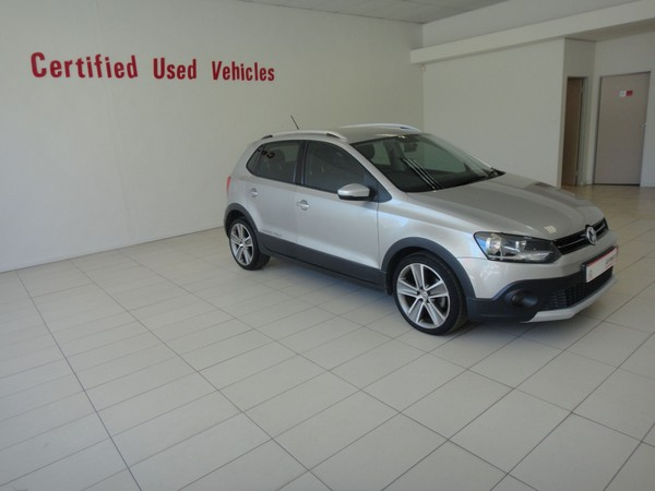 2012 Volkswagen Polo 1.6 Tdi Cross  Western Cape Ceres_0