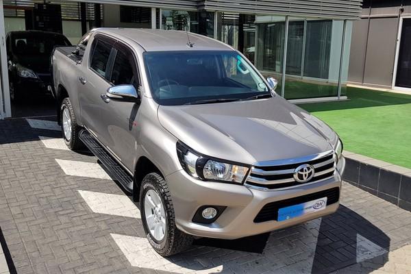 2016 Toyota Hilux 2.8 GD-6 RB Raider Double Cab Bakkie Gauteng Midrand_0