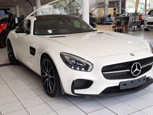 2016 Mercedes-Benz AMG GT S 4.0 V8 Coupe Gauteng Pretoria_0