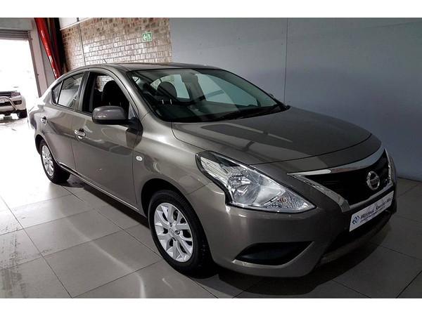 2018 Nissan Almera 1.5 Acenta Auto Western Cape Somerset West_0