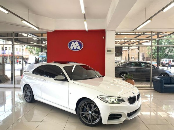 2014 BMW 2 Series M235i Auto Gauteng Vereeniging_0
