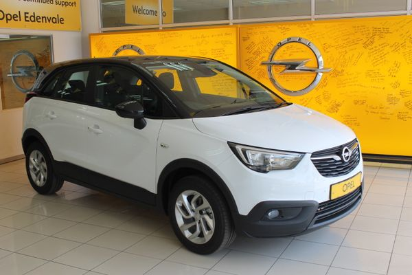 2019 Opel Crossland X 1.6TD Enjoy Gauteng Edenvale_0