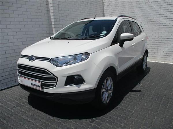 2014 Ford EcoSport 1.5TD Trend Gauteng Boksburg_0