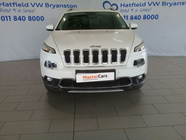 2014 Jeep Cherokee 3.2 Limited 4x4 Gauteng Sandton_0