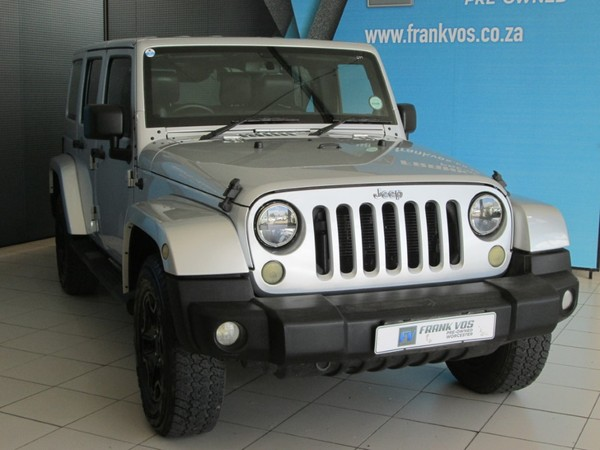 2012 Jeep Wrangler Unlimited 3.6l V6 At  Western Cape Worcester_0