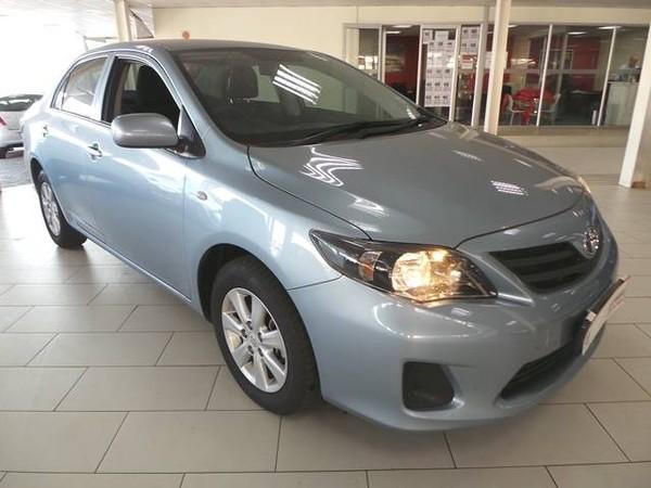 2018 Toyota Corolla Quest 1.6 Plus Gauteng Alberton_0