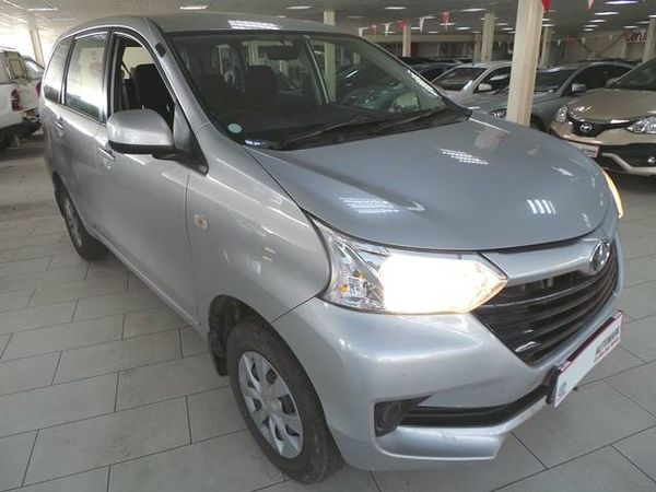 2019 Toyota Avanza 1.5 SX Gauteng Alberton_0