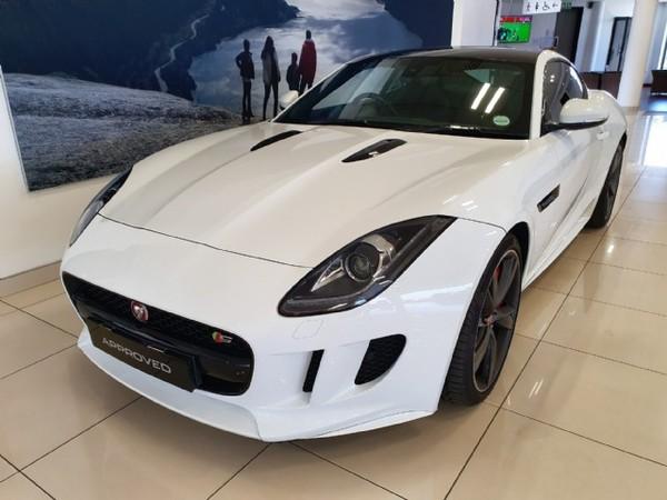2015 Jaguar F-TYPE S 3.0 V6 Coupe Gauteng Pretoria_0