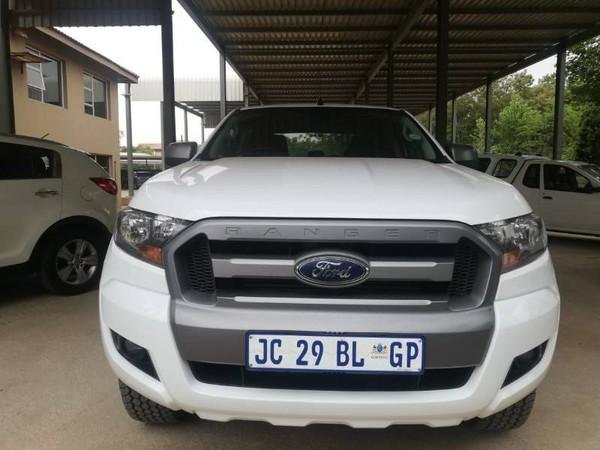 2016 Ford Ranger 2.2TDCi XLS Double Cab Bakkie Gauteng Vereeniging_0