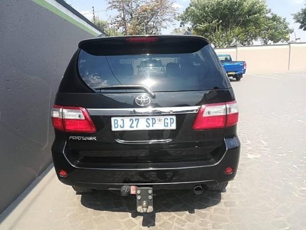 2011 Toyota Fortuner 3.0d-4d Rb At  Gauteng Four Ways_0
