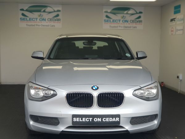 2014 BMW 1 Series 116i 5dr f20  Gauteng Four Ways_0