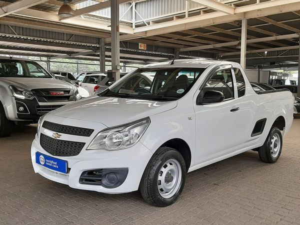 2016 Chevrolet Corsa Utility 1.4 Sc Pu  Gauteng Midrand_0