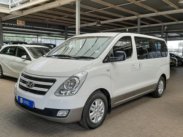 2016 Hyundai H1 2.5 CRDI Wagon Auto Gauteng Midrand_0