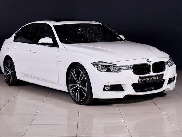 2017 BMW 3 Series 320D M Sport Auto Gauteng Vereeniging_0
