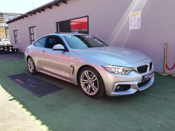2013 BMW 4 Series 428i Coupe M Sport Auto Gauteng Boksburg_0