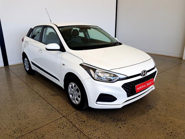 2018 Hyundai i20 1.2 Motion Gauteng Vereeniging_0