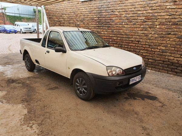 2010 Ford Bantam 1.3i Pu Sc  Gauteng Pretoria_0