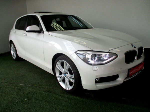 2013 BMW 1 Series 120d 5dr At f20  Gauteng Randburg_0