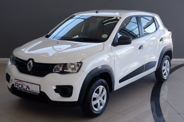 2017 Renault Kwid 1.0 Expression 5-Door Western Cape Somerset West_0