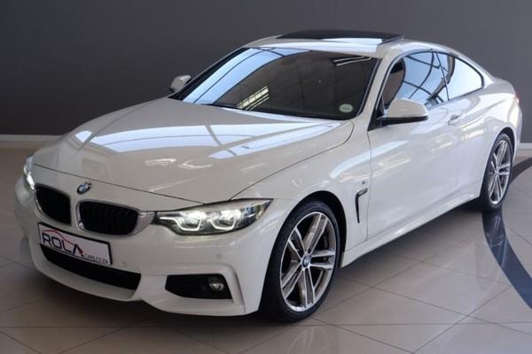 2018 BMW 4 Series 420D Coupe M Sport Auto Western Cape Somerset West_0