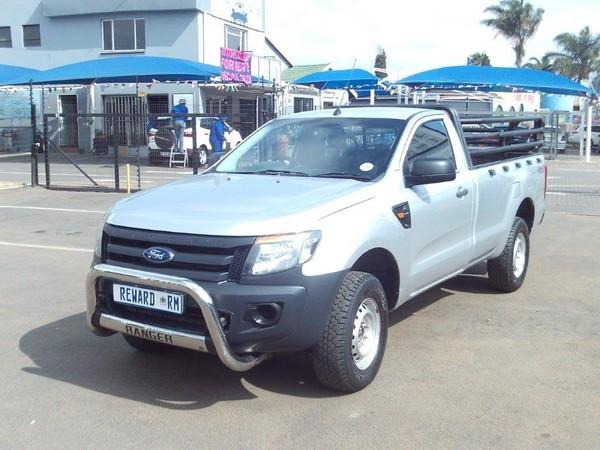2012 Ford Ranger 2.2tdci Xls 4x4 Pu Sc  Gauteng Boksburg_0