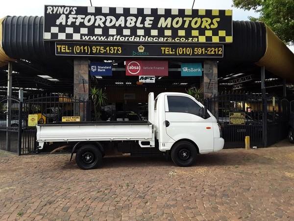 2012 Hyundai H100 Bakkie 2.6d Ac Fc Ds  Gauteng Kempton Park_0