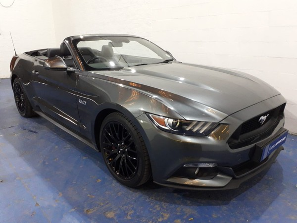2016 Ford Mustang 5.0 GT Convertible Auto Western Cape Paarden Island_0