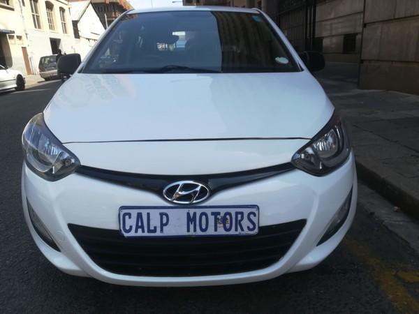 2014 Hyundai i20 1.2 Motion  Gauteng Marshalltown_0