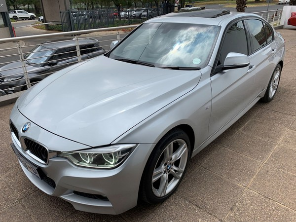 2016 BMW 3 Series 320i M Sport Auto Gauteng Germiston_0