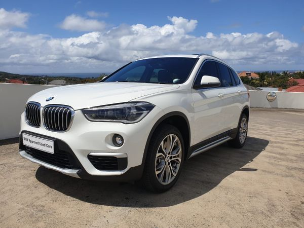 2019 BMW X1 sDRIVE20d xLINE Auto F48 Eastern Cape East London_0