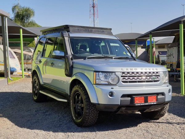 2013 Land Rover Discovery 4 3.0 Tdv6 Se  North West Province Rustenburg_0