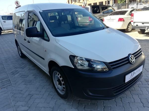 2014 Volkswagen Caddy Maxi 2.0tdi 81kw Crewbus Pv  Western Cape Kuils River_0