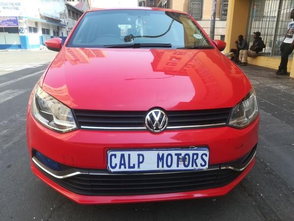 2017 Volkswagen Polo 1.0 tsi trendline Gauteng Marshalltown_0